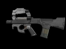 PDR-50 Concept Rifle