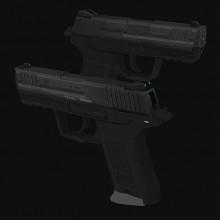 HK45c  - Frame