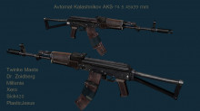 Zoidberg.PJ. AKS-74