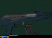 NapK-47 Texturing