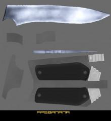 CS 1.6 Knife Retexture