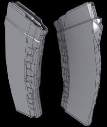 "AKS-74u ""krinkov"" finished"