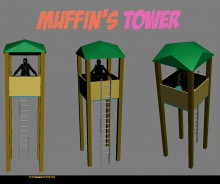 Muffin's tower