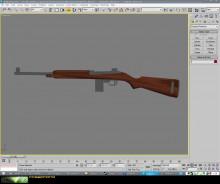 Honk's M1 Carbine, liek mega w