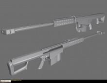 Bastard's Barrett M82
