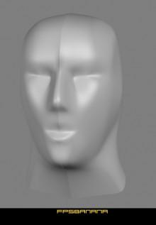 head modelling