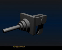 Lazer Pistol V1