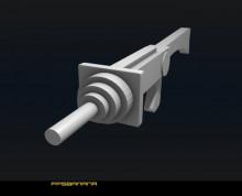 Lazer Pistol V2