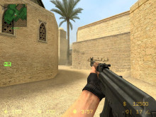 AK-47 In-game