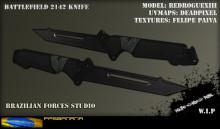 Battlefield 2142 Knife