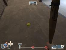SF's Tennis Ball for Baseball