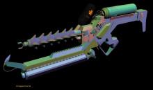 District 9 Arc Gun Uv 3
