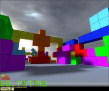 First tetris screens!