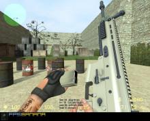 FN SCAR Animations