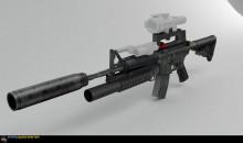 M4A1 Terminator
