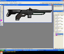 Excalibur - M4A1 replacement