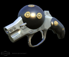 Animu Ball Gun