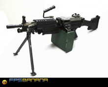How to use M249