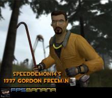 L33T Gordon Freeman