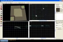 CS 1.6 Dota map experiment