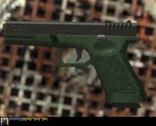 Modern Warfare 2 Glock for HL2