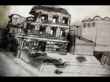 Alleyways Concept Art