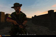 FARC Soldiers In-Games