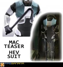 Mac Teaser HEV Suit