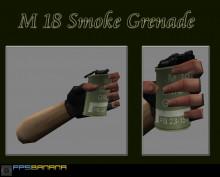 M 18 Smoke Grenade