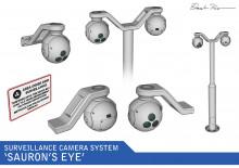 Metropol Surveillance Camera