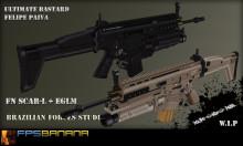 FN Scar-L + Eglm
