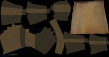 COD4 Glove For CSS