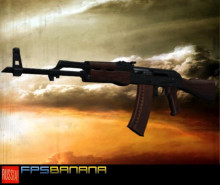 Twinke`s AK-74  Reload & Draw 