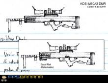 KDSI M50A3 DMR