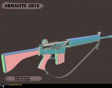 """AR18(""""Widowmaker"""")"""