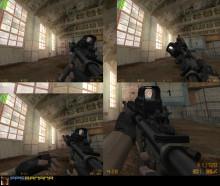 M4A1 SOPMOD MW2 Remake