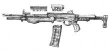 M11 SPSM Shotgun