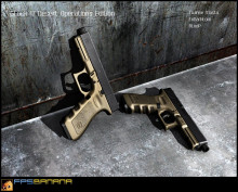 Glock 17 Desert Operation Edit