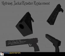 Hellsing: Jackal Revolver.