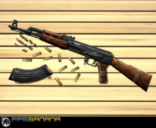 AK-47 Animations