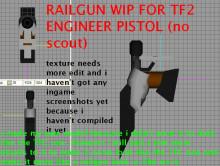 RailGun For Engineer