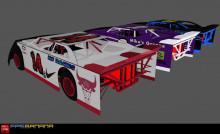 Wissota Late Model WIP