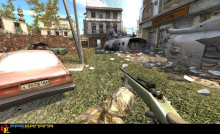 Unscoped Sniper mod