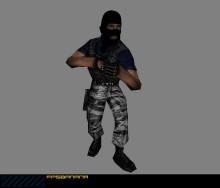 HP & HD Terror Head for CS