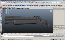 Geist Gewehr update 2