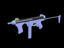 Beretta M12 Texture