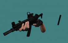 Zulmargera's MP5 for CZ
