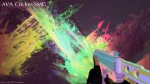 AVA Cricket SMG Animations