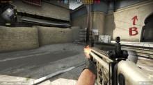 CS:GO SCAR animations