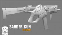 Sander Gun
